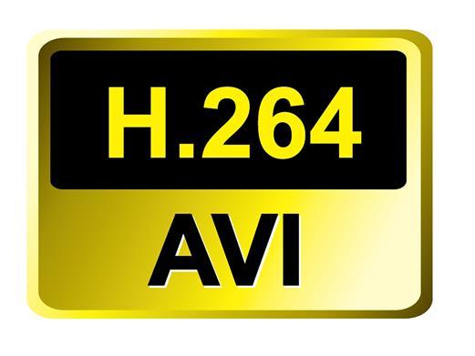 H.264 Effective high resolution