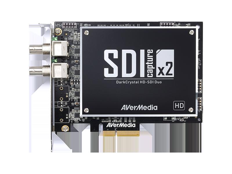 DarkCrystal HD-SDI Duo CD910
