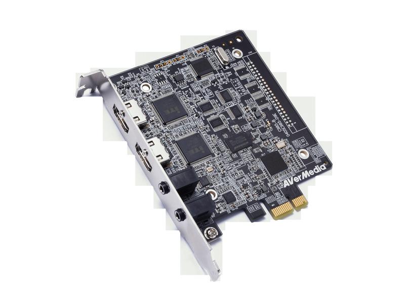 CE330B Full HD HW H.264 PCIe Frame Grabber