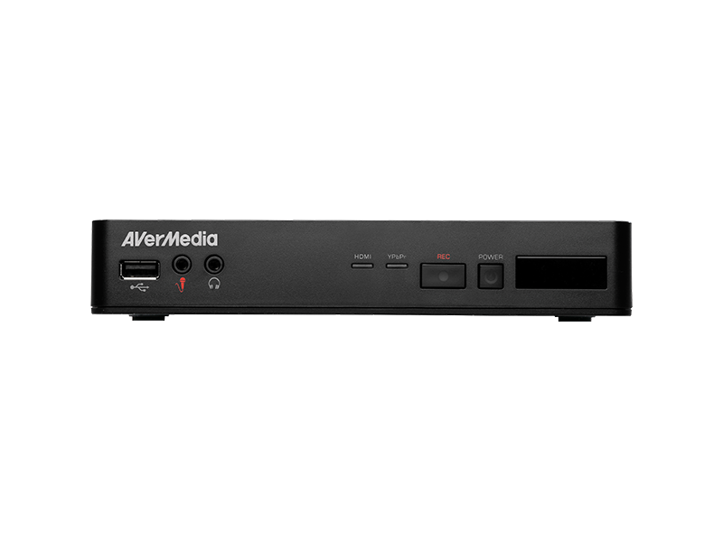 CR530 - Full HD PC-free video recorder