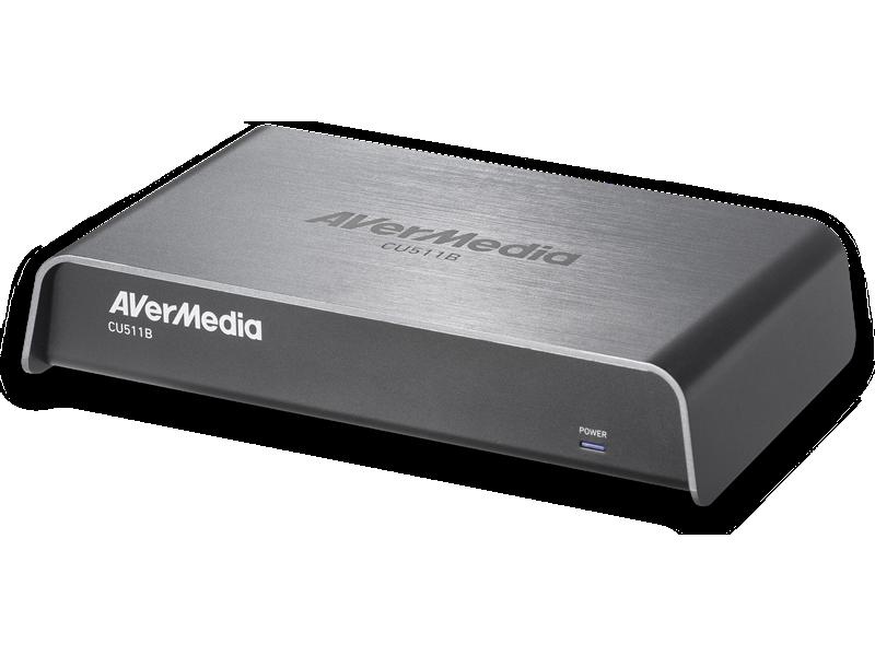 CU511B Multi I/O USB 3.0 Capture Box