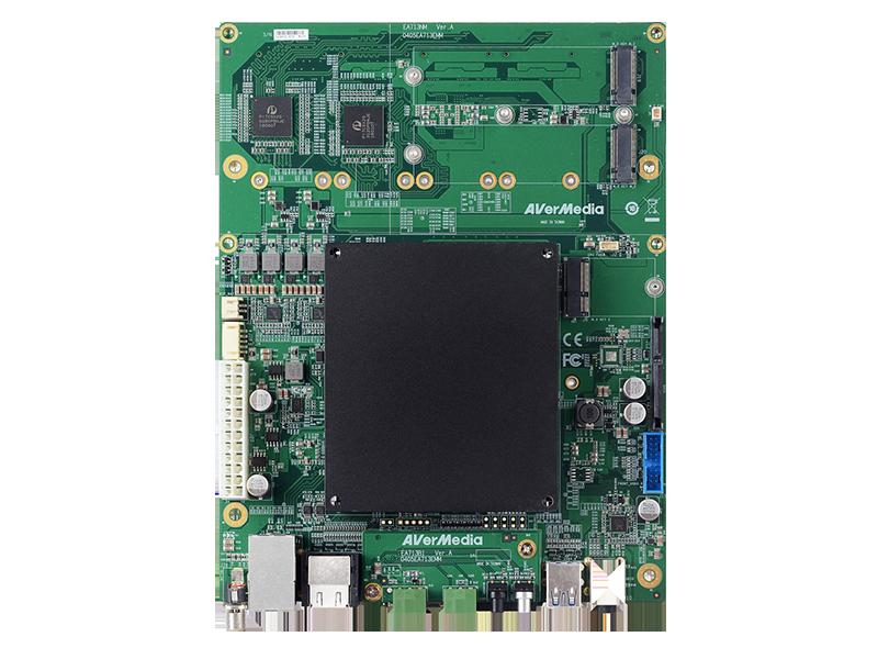 Jetson AGX Xavier AVerAI Carrier Board EA713-AAMN │ AVerMedia