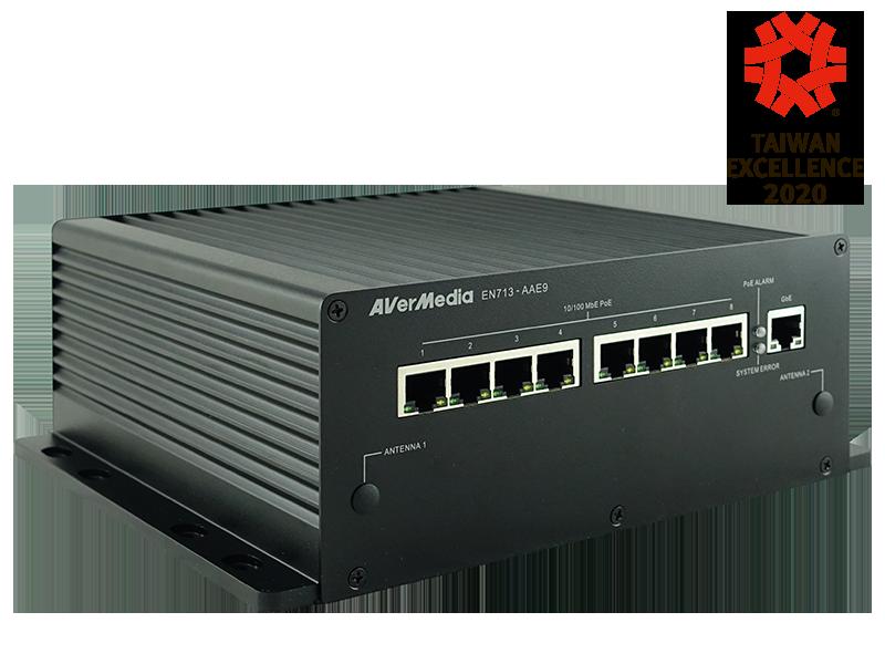 Standard Box PC EN713-AAE9-1PC0 equips NVIDIA Jetson Nano