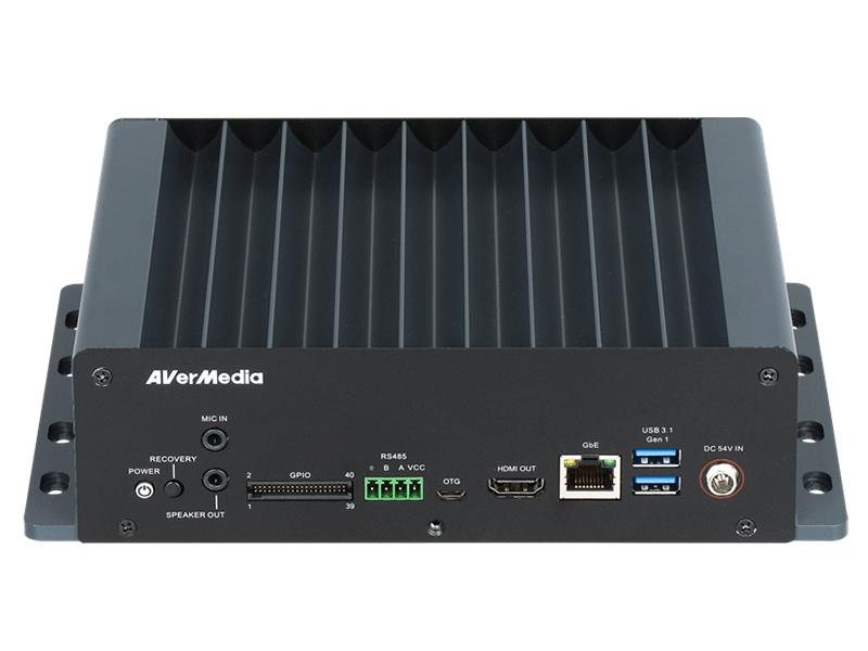 Jetson Nano AVerAI Box PC EN713-AAE9 │ AVerMedia