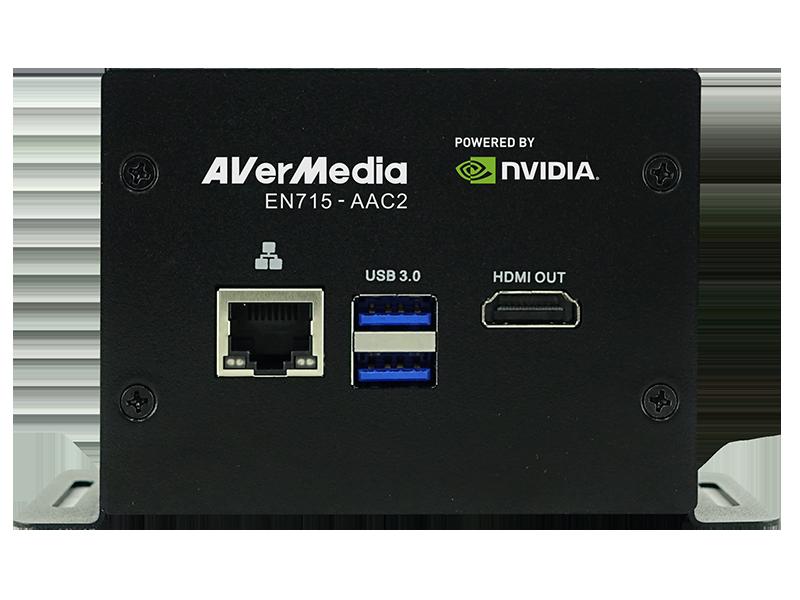 Standard Box PC EN715-AA00-1AC0 Equips NVIDIA® Jetson™ Nano™ (Version B01) Module