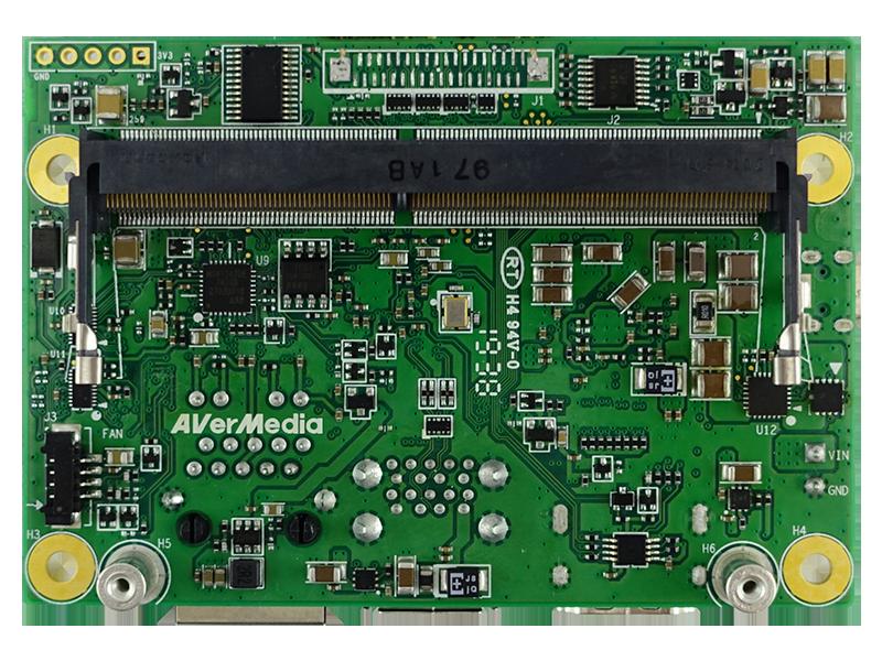 Standard Carrier Board for NVIDIA® Jetson™ Nano (Version B01)/Xavier NX Module