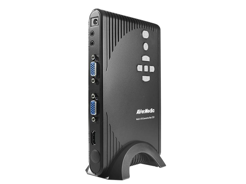 Multi-I/O Converter Box ET510