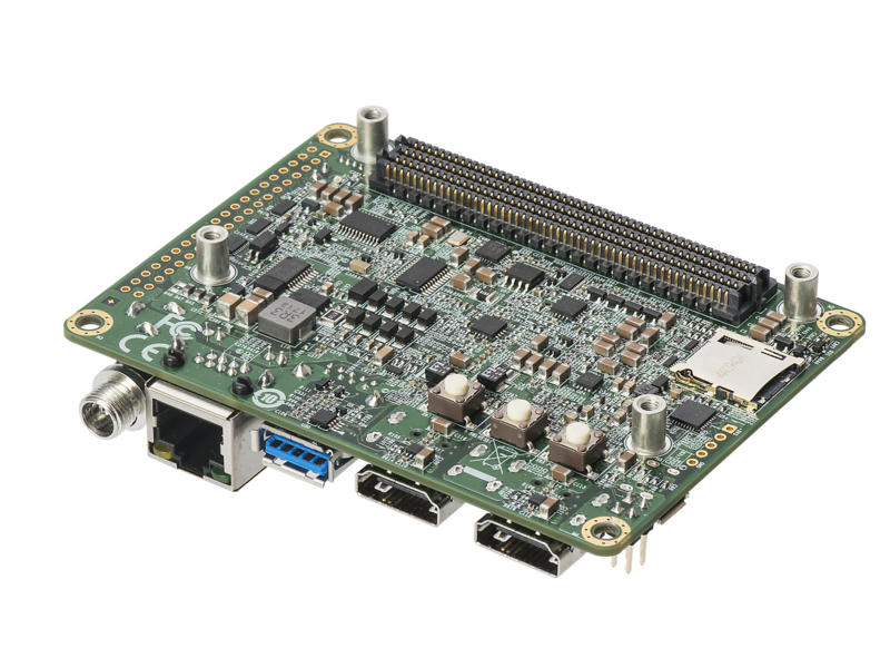EX-731AA - Tegra X1/X2 Carrier Board with compact design