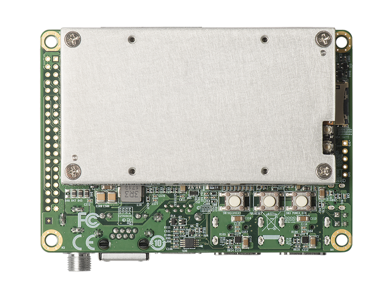 Tegra X1/X2 Carrier Board with compact design EX731-AA