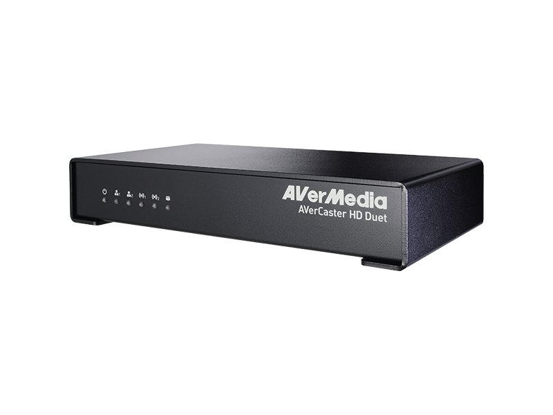 AVerCaster HD Duet F239, Dual HDMI/ Component Compact Encoder