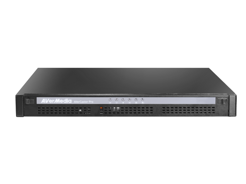 AVerCaster Pro RS7160, HD / SD AVC and MPEG-2 Encoder