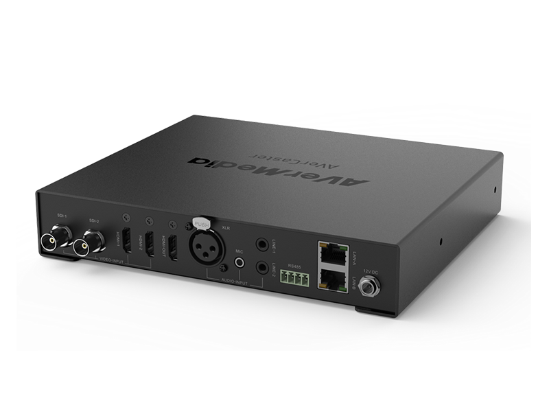 HDMI/3G-SDI HEVC 1080p60 雙路直播編碼器