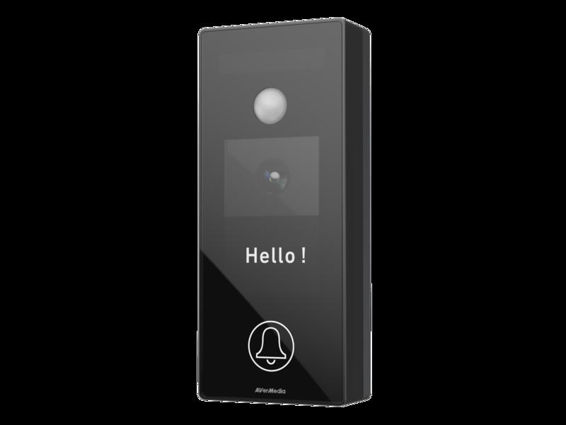 HD510 - Full HD 2-way Audio Video Doorbell